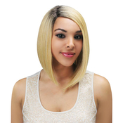 New Born Free Synthetic Lace Front Wig Curved Part Magic Lace MLC156