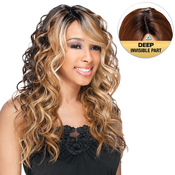Synthetic Lace Front Wig FreeTress Equal Deep Invisible Part Bently